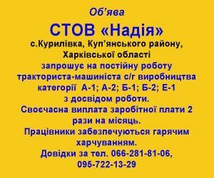 Тут може бути Ваша реклама, звертайтеся на пошту infoktrk@ukr.net